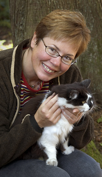 Karen_with_miss_kitty_outside
